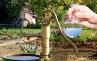 Фильтры для очистки воды из колодца на даче: виды, принцип работы, устройство и критерии выбора