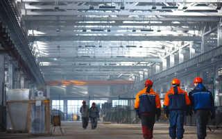 Вентиляция производственных помещений: виды вентиляторов и воздухообмена