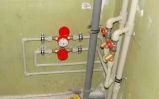 Стояк водоснабжения в квартире: определение, зона ответственности и принципы установки