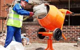 Пропорции цемента и песка для фундаментов: Технология
