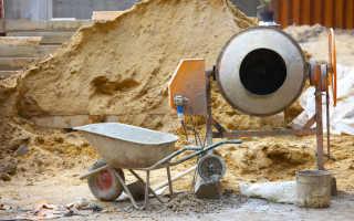 Применение морского песка в строительстве