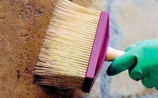 Грунтовка для бетона: как подобрать оптимальную