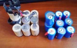 Самостоятельный ремонт батарейки шуруповерта | Строительный портал