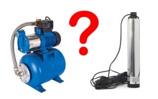 Насосная станция или погружной насос для колодца: сравнение и критерии выбора