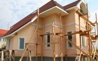 Шпаклевка на цементной основе и правила применения
