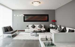 Стены в стиле хай тек в интерьере вашего дома