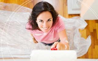 Как грунтовать потолок своими руками