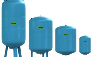 Гидроаккумулятор Рефлекс: принцип работы, устройство, модельный ряд и цена