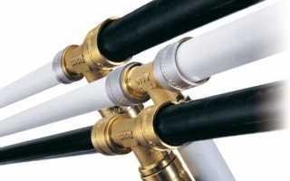 Водопроводная труба диаметром 50 мм: материал изготовления, критерии выбора и цена за метр