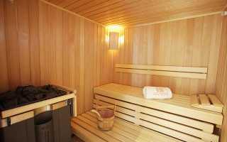 Материал для отделки бани: выбираем для себя