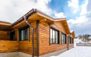 Отделка деревянного дома: делаем своими руками