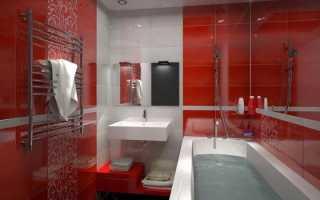 Виды отделки ванной комнаты: как подобрать материал