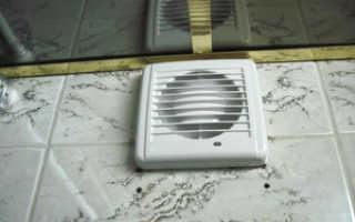 Вентилятор для вытяжки в ванной: виды, требования, особенности