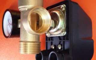 Настройка реле давления для гидроаккумулятора: правила и этапы работ