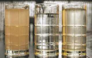 Очистка воды от железа из скважины своими руками: фильтр для обезжелезивания