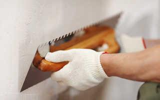 Шпатлевка масляно клеевая: особенности использования