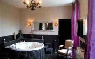 Как выбрать осветительные приборы для ванной: виды, стандарты, дизайн (фото)