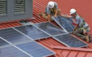 Установка солнечных панелей: схема установки и подключения панелей, как собрать китайский вариант своими руками