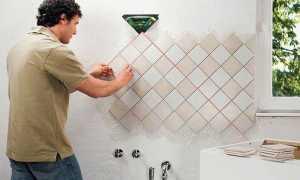 Облицовка поверхностей керамической плиткой:основные моменты