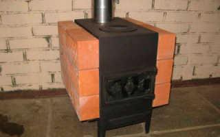 Печь Булерьян для отопления дома: плюсы и минусы, схема устройства печи