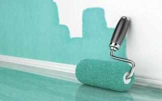 Краска для стен в ванной: как правильно выбрать