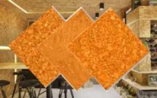 Пробковые панели для стен и особенности их применения