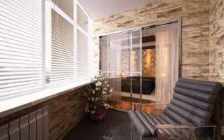 Отделка балконов и лоджий: подбираем материал для себя