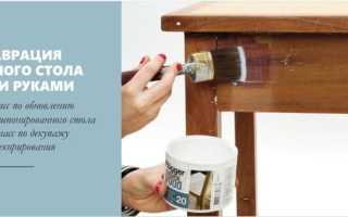 Ремонт кухонного стола своими руками – мастер-класс, идеи, фото
