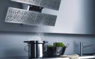 Производительность вытяжки для кухни: расчет мощности по формуле и площади