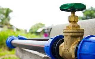 Подключение к центральному водопроводу: преимущества, необходимые документы