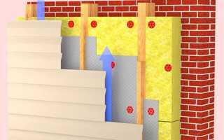 Цоколь фундамента из красного кирпича без горизонтальной гидроизоляции