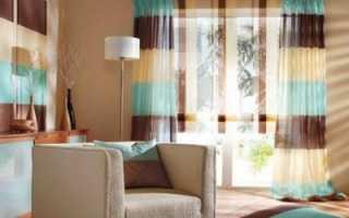 Выбираем правильное сочетание цвета штор и цвета обоев
