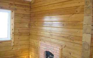Покраска внутри деревянного дома и средства для отделки и защиты стен