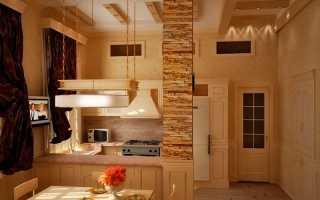 Какой может быть современная отделка кухни