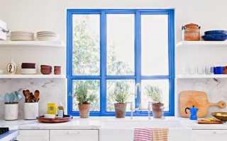 Как выполняется покраска окон
