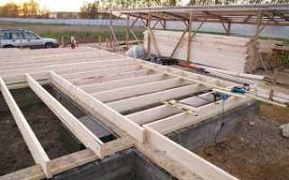 Ленточный фундамент для деревянного сруба: какой должна быть глубина и ширина неглубокого фундамента