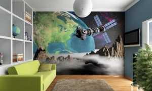 Как клеить фотообои на стену: делаем правильно