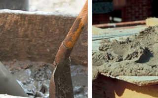 Почему для приготовления 1 м3 бетона требуется компонентов больше чем 1 м3