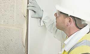 Гипсокартон на стены без каркаса: делаем своими руками