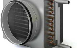Калориферы для приточной вентиляции: водяные и электрические