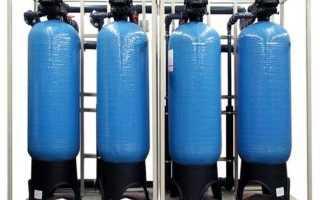 Ионообменный фильтр для воды: устройство, принцип работы и эксплуатация