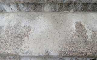 Отчего на бетоне и на кирпичной кладке появляются так называемые «высолы»?