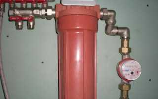 Фильтр для горячей воды: назначение, виды, устройство и критерии выбора