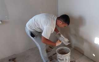 Как шпаклевать стены под покраску: рассмотрим подробно