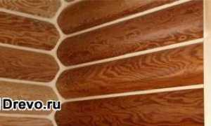 Внутренняя отделка бревенчатого дома: выбираем материал