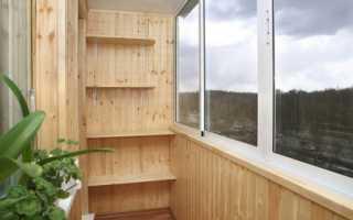 Рассмотрим чем облицовывают балконы