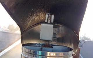 Вентиляция частного дома: дымоход, трубы, конденсат
