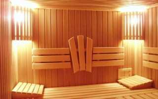Бани из бруса своими руками: внутренняя отделка