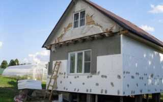Утеплитель для стен наружных: обзор материалов