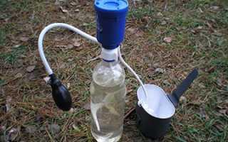 Фильтр для воды своими руками: инструменты, материалы и способы изготовления